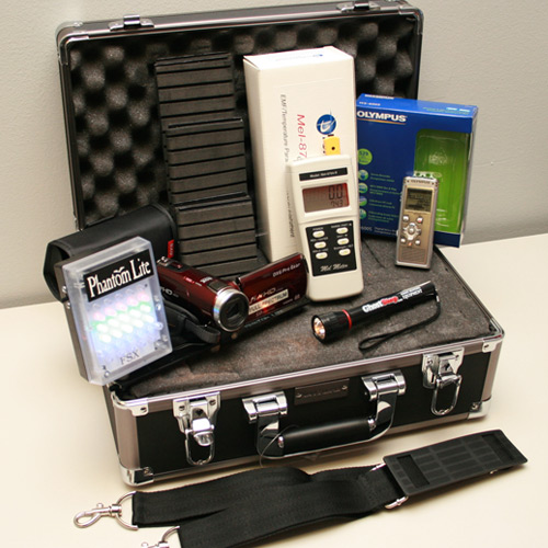 Ghost Hunting Kit Paranormal Gear