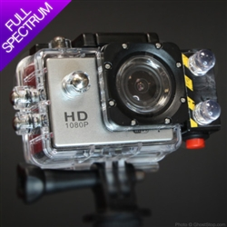 Ghost hunting video camera