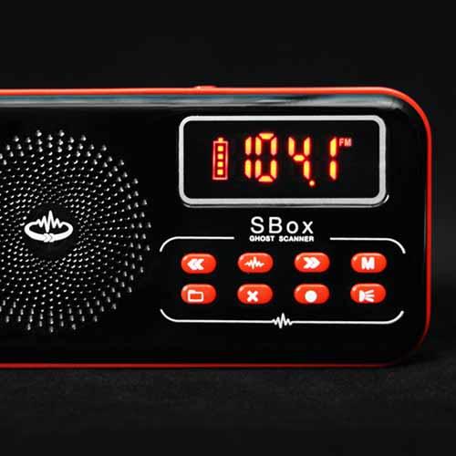 SBox Ghost Box