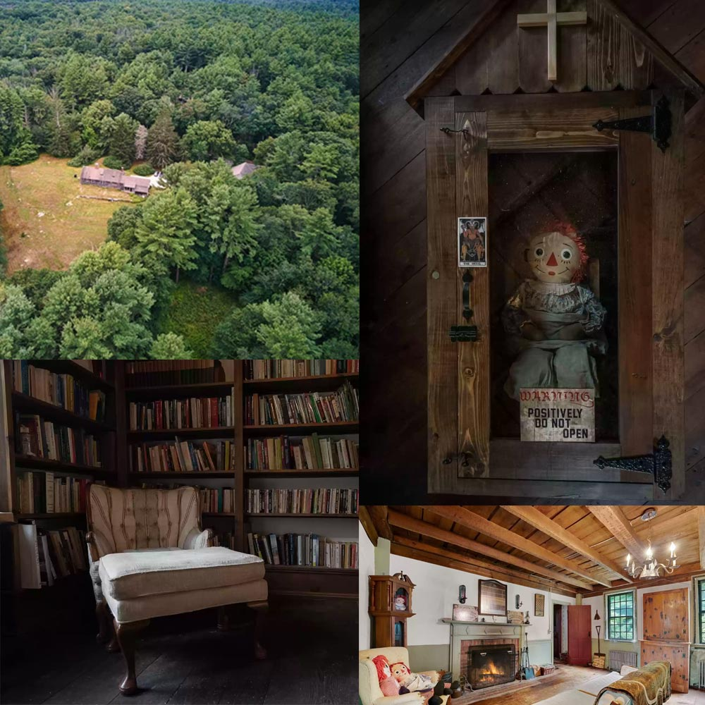 The Conjuring House Property Photos